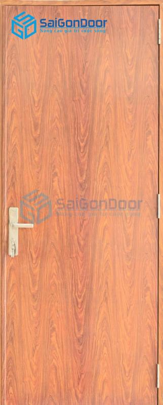 Cửa nhựa gỗ LX.P1-LX2