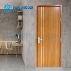 Cửa gỗ công nghiệp MDF MDF.P2R-XOAN DAO