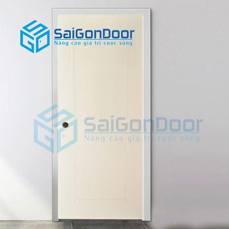 Cửa nhựa gỗ SYA-A05, Cửa gỗ chịu nước, cửa gỗ chống nước, cửa nhựa gỗ, cửa nhựa giả gỗ, cửa nhựa vân gỗ, cửa nhựa phòng ngủ, cửa nhựa nhà vệ sinh, cửa nhựa gỗ cao cấp