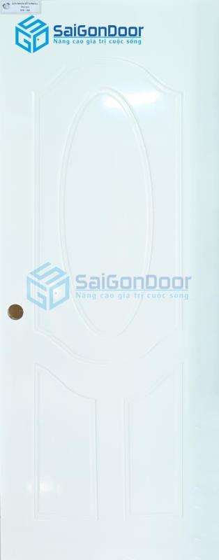 Cửa nhựa gỗ SYA.162-A01.
