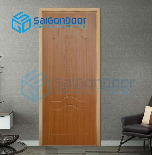 Cửa nhựa gỗ SYB.227-B07