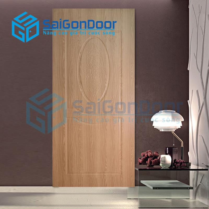 Cửa nhựa gỗ SYB.243-B02