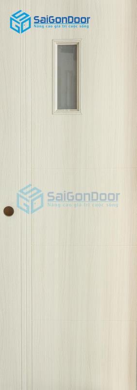 Cửa nhựa gỗ SYB.3R1G-B01