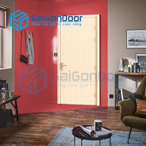 Cửa nhựa gỗ SYB.P1-B01, Cửa gỗ chịu nước, cửa gỗ chống nước, cửa nhựa gỗ, cửa nhựa giả gỗ, cửa nhựa vân gỗ, cửa nhựa phòng ngủ, cửa nhựa nhà vệ sinh, cửa nhựa gỗ cao cấp