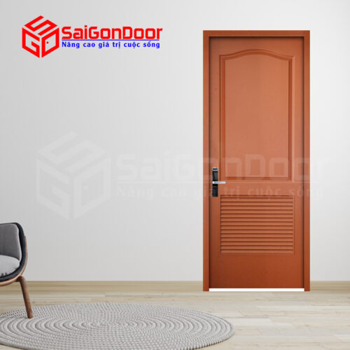 Cửa gỗ HDF SGD.2L-C10