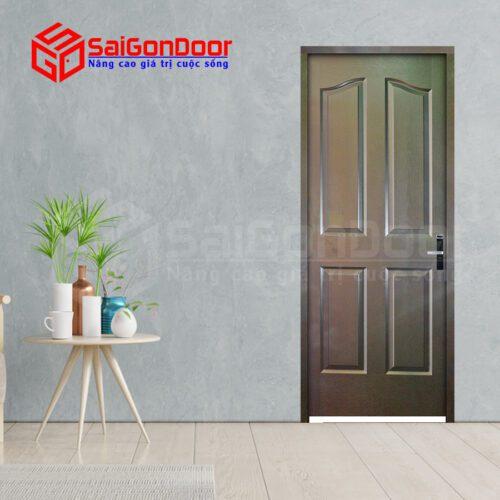 Cửa gỗ HDF SGD.4A-C14