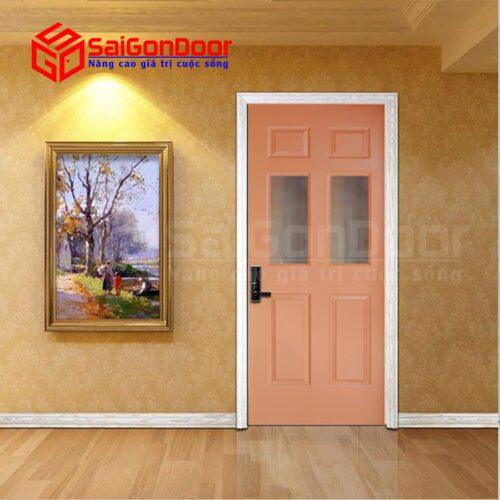 Cửa gỗ HDF SGD.6G2-C10