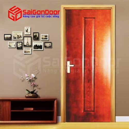 Cửa Gỗ HDF SGD.6G4-C12