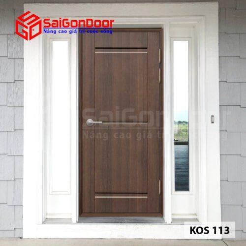Cửa Nhựa ABS Hàn Quốc KOS.113-W0901