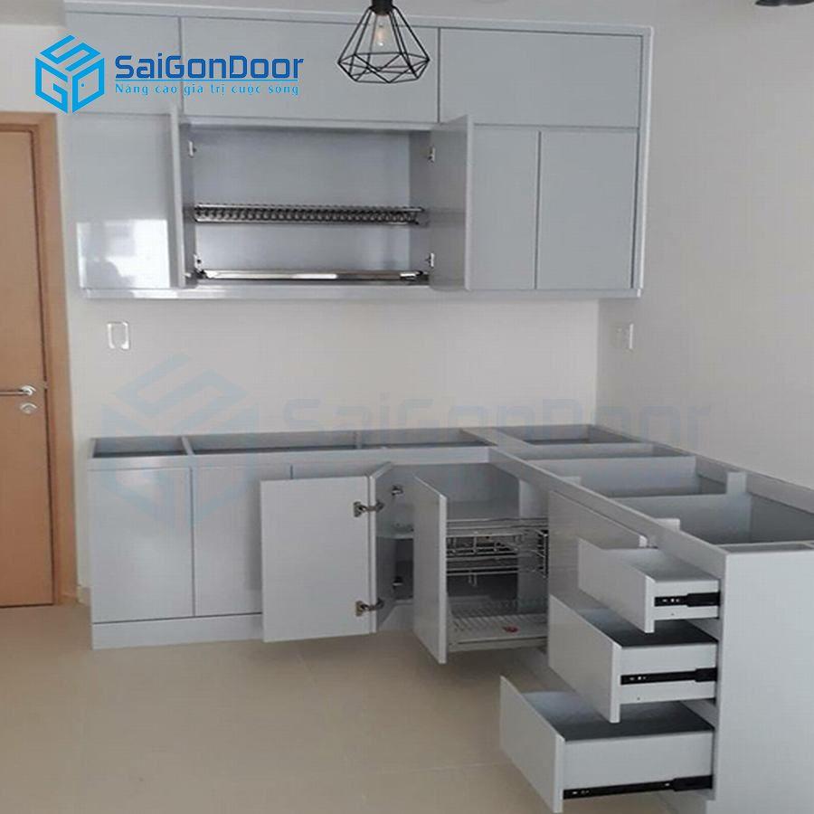 Kệ bếp tủ bếp KP 29