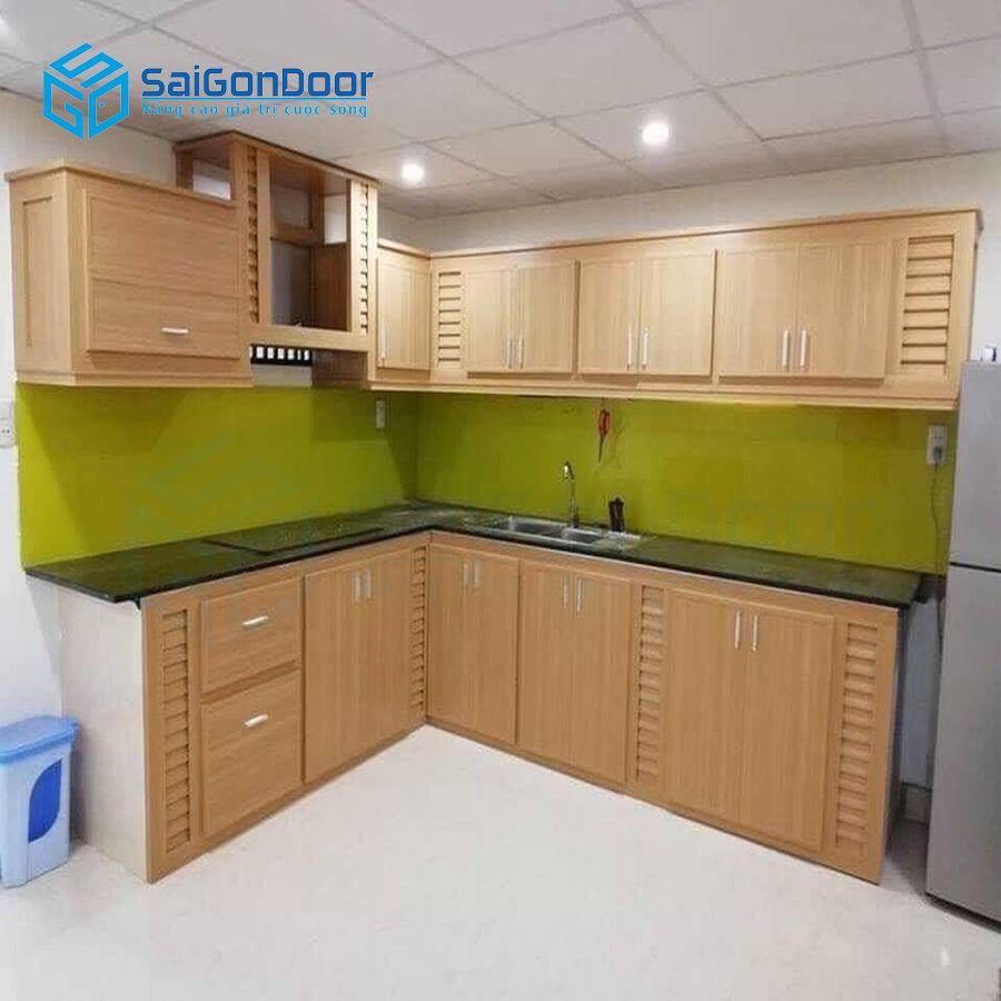 Tủ bếp kệ bếp KP 35
