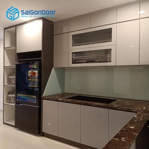 Tủ bếp kệ bếp KP 39