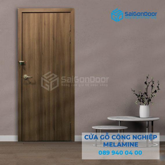 Cua go CN Melamine P1 2