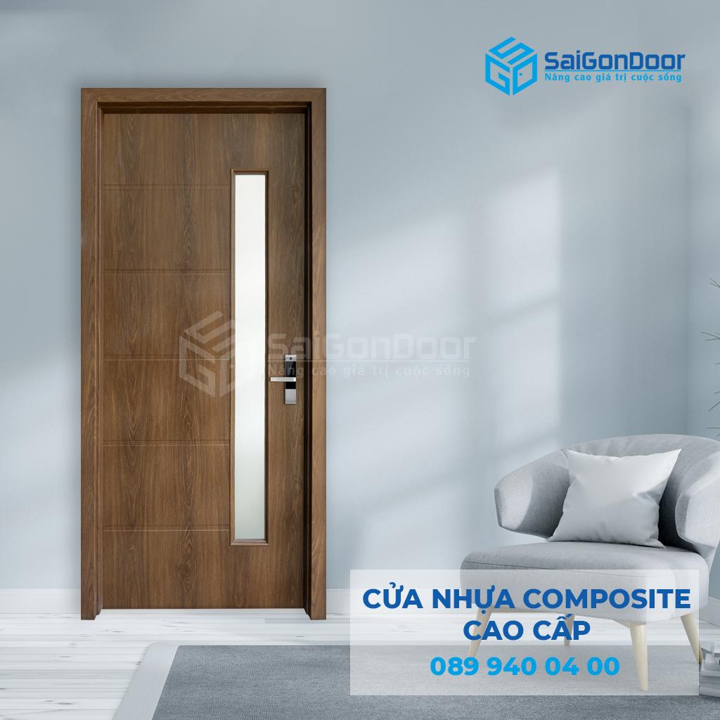 Cua nhua composite SK154 M05