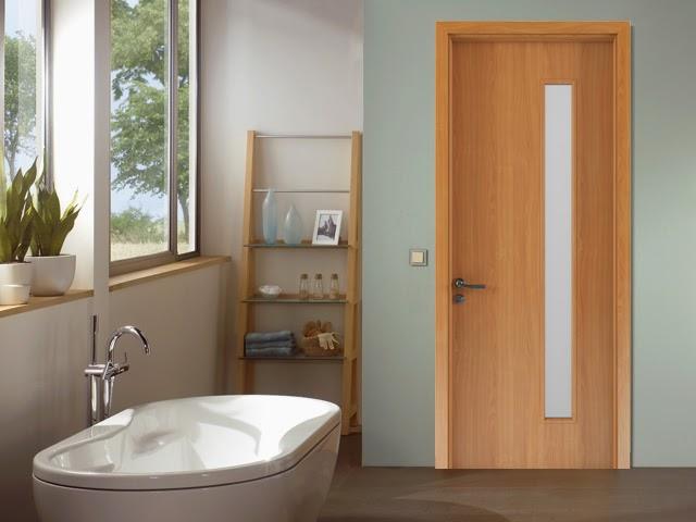 Cửa phòng tắm nên lựa chọn loại nào?