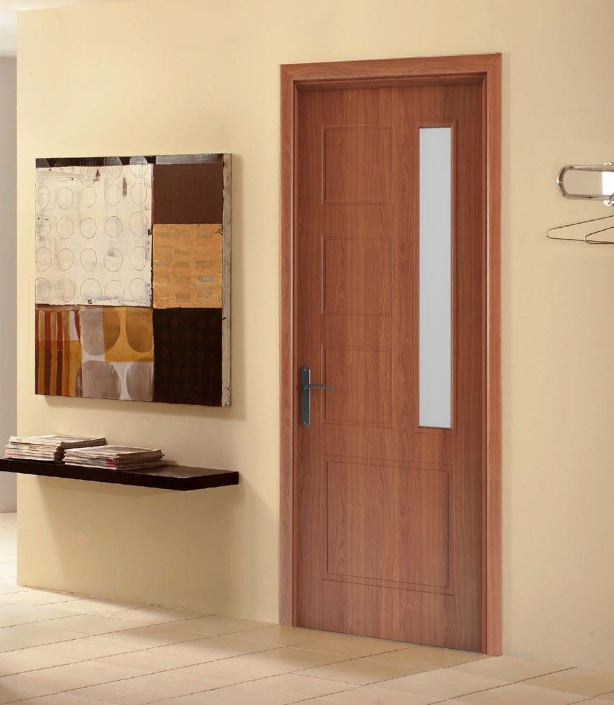 Cửa gỗ công nghiệp phòng tắm