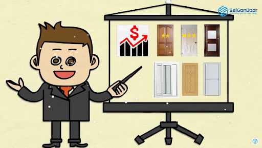 Hướng dẫn lựa chọn sản phẩm cửa phù hợp với căn nhà | Saigondoor