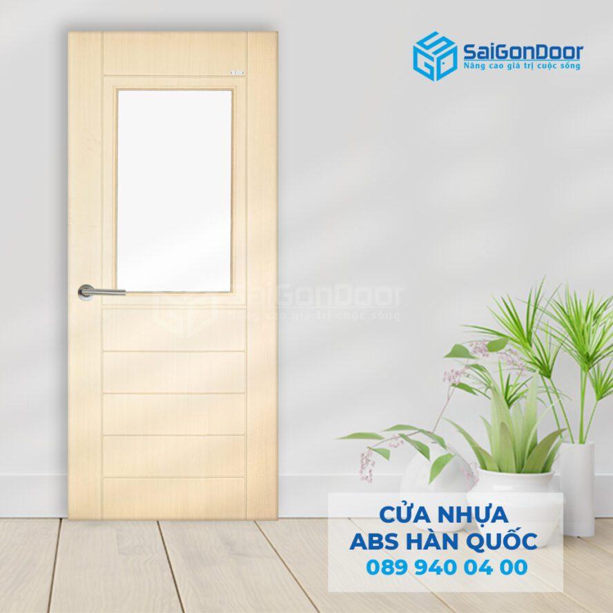 Các loại cửa abs Hàn Quốc dùng làm cửa phòng ngủ