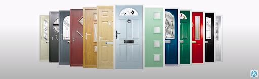 Các sản phẩm cửa gỗ công ghiệp đạt chất lượng, nhiều màu sắc