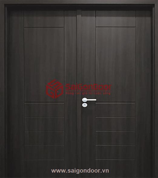 Tính thẩm mỹ cao dễ dàng cắt gọt mà không ảnh hưởng kết cấu của cửa