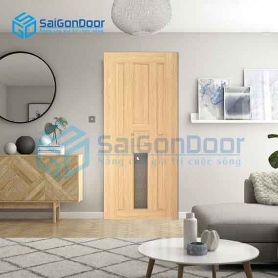 Các loại cửa nhà vệ sinh Saigondoor cung cấp