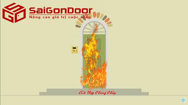 Cửa thép chống cháy lựa chọn an toàn cho để bảo vệ chống cháy nổ tại các công trình chung cư nhà máy