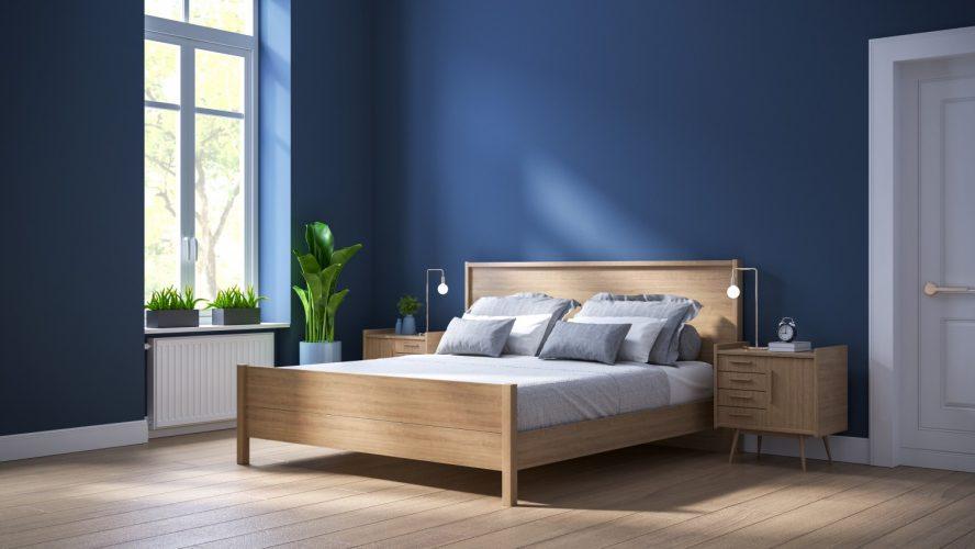 modern interior bedroom 1