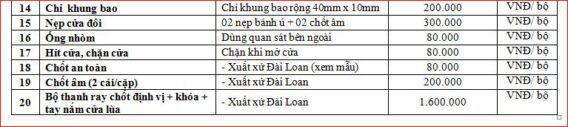 phu kien cua chong chay 2