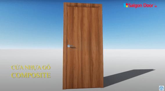 Các loại cửa tạiSAIGONDOOR - Cửa nhựa gỗ composite