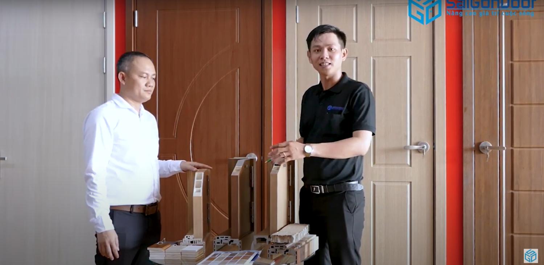 Phân biệt cửa nhựa ABS Hàn Quốc và cửa nhựa Composite
