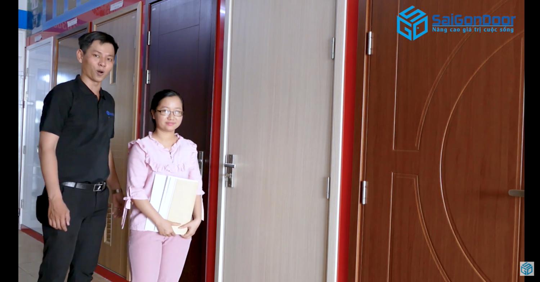 Giới thiệu cửa nhựa gỗ composite