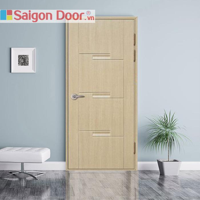 Khả năng thích ứng với nhiều không gian nhà ở của cửa nhựa Composite.