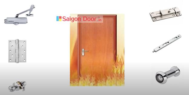 Phụ kiện cửa