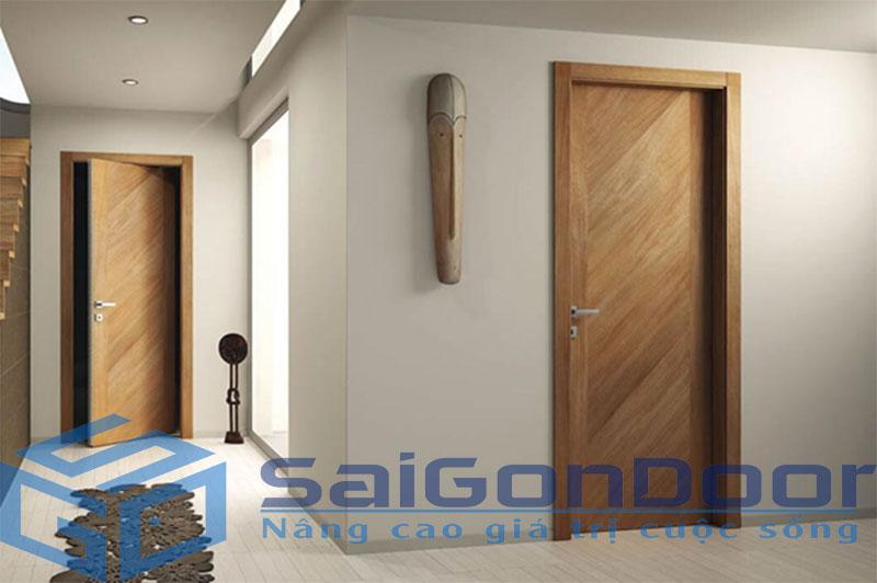 Cửa gỗ HDF chất lượng