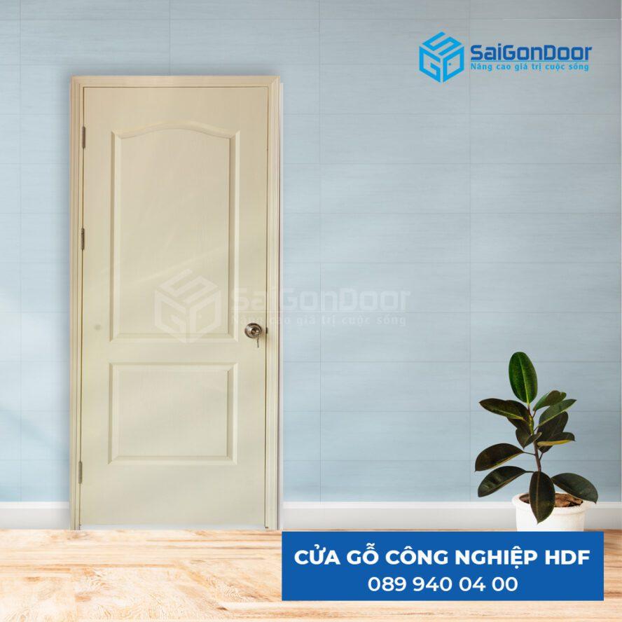 Saigondoor - công ty sản xuất cửa gỗ công nghiệp hdf