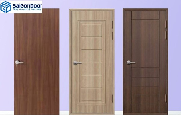 Những mẫu cửa gỗ cao cấp Hàn Quốc