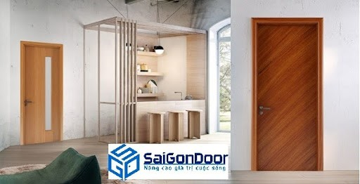 Lựa chọn cửa gỗ chịu nước từ nhà cung cấp uy tín