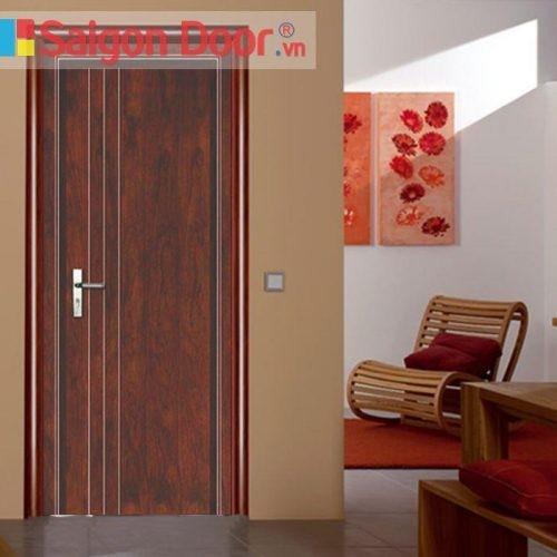 Lựa chọn mẫu cửa gỗ chống cháy có màu sắc phù hợp