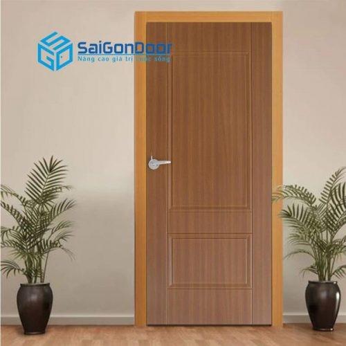 Mẫu cửa nhựa composite tại Saigondoor