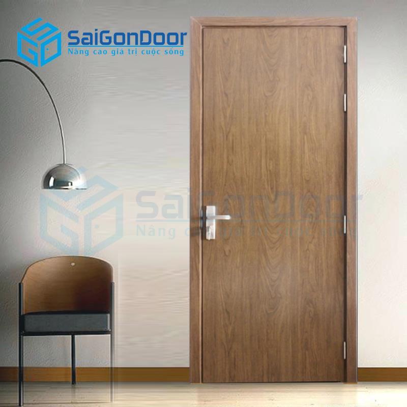 Mẫu cửa gỗ công nghiệp tại Saigondoor