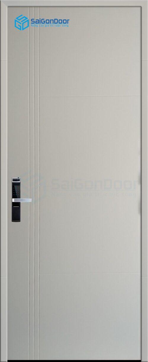 Cửa nhựa phòng ngủ PN A5-01