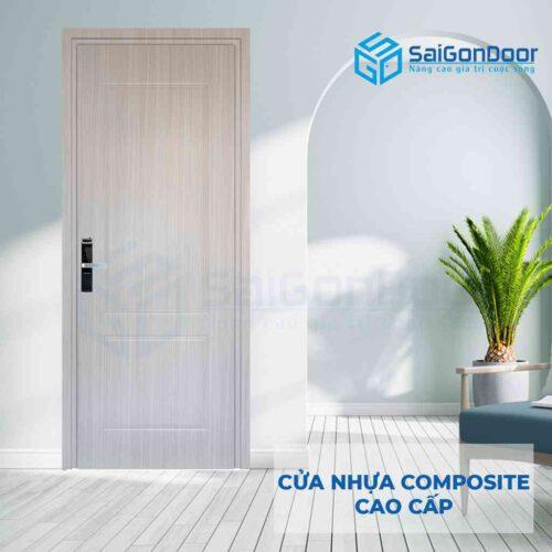Cửa nhựa Composite B01-91