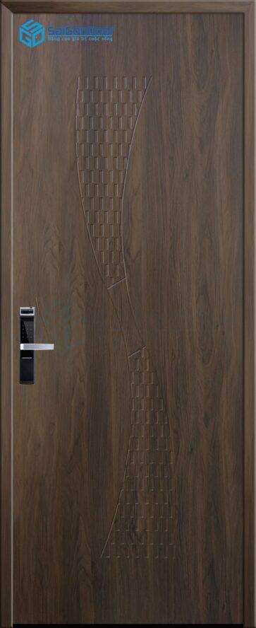 Cửa gỗ phòng khách sạn KS B14-99