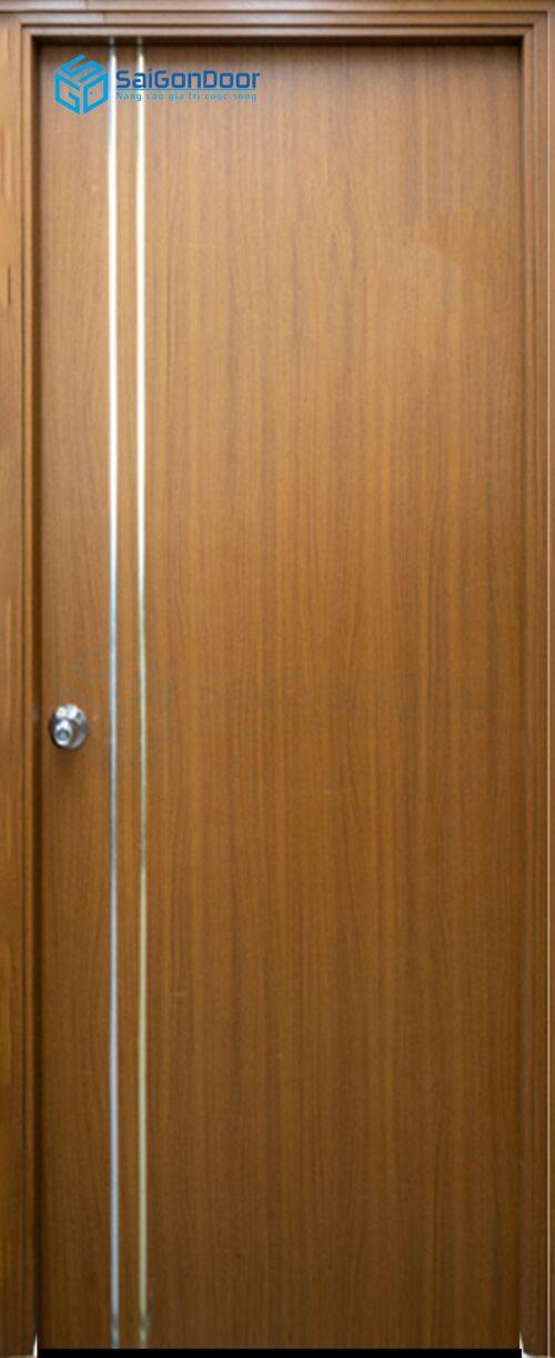 Cửa nhựa phòng ngủ PN B2-00-CN2