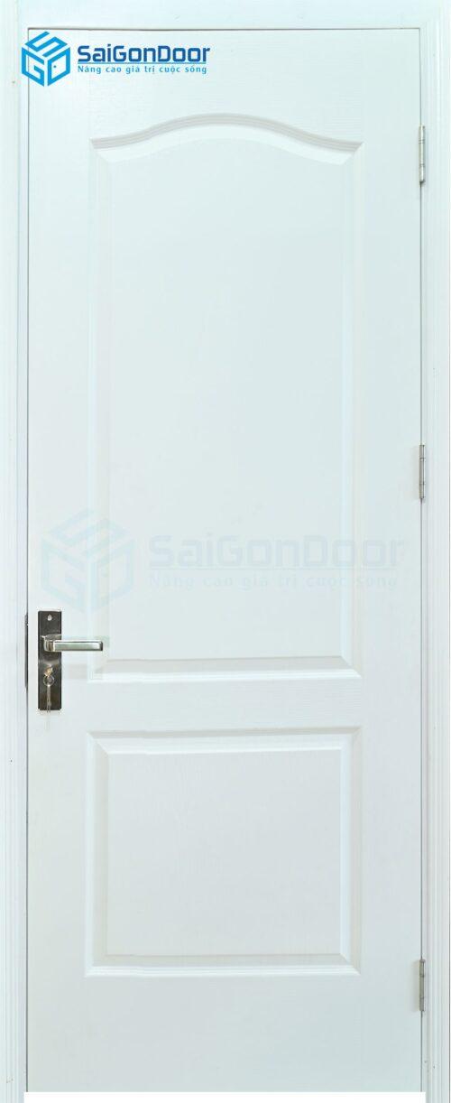 Cửa gỗ phòng ngủ PN HDF 2A-C1 (3)