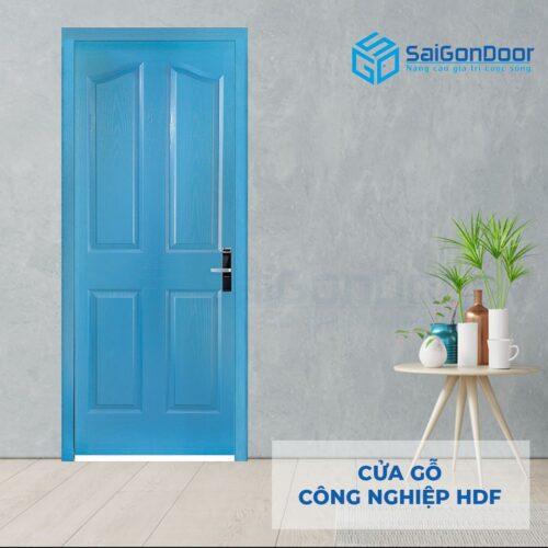 Cửa gỗ công nghiệp HDF 4A-C7