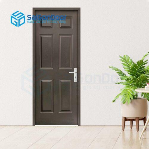 Cửa gỗ phòng khách sạn KS Cua go HDF 6A-C14