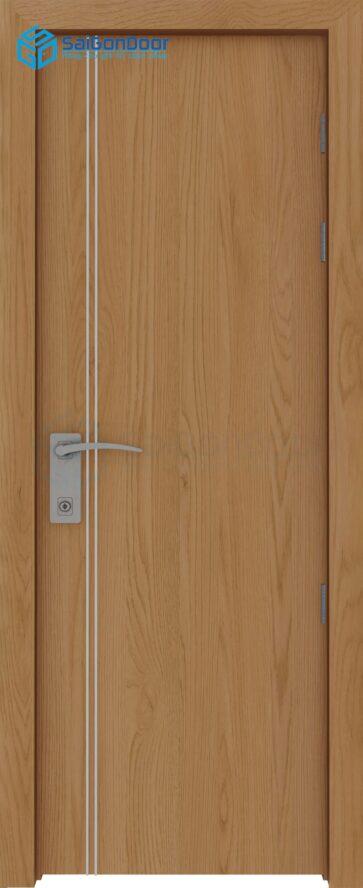 Cửa gỗ phòng ngủ PN HDF Laminate P1R2
