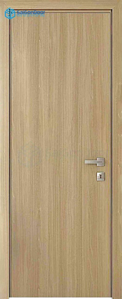 Cửa gỗ công nghiệp MDF Melamine P1