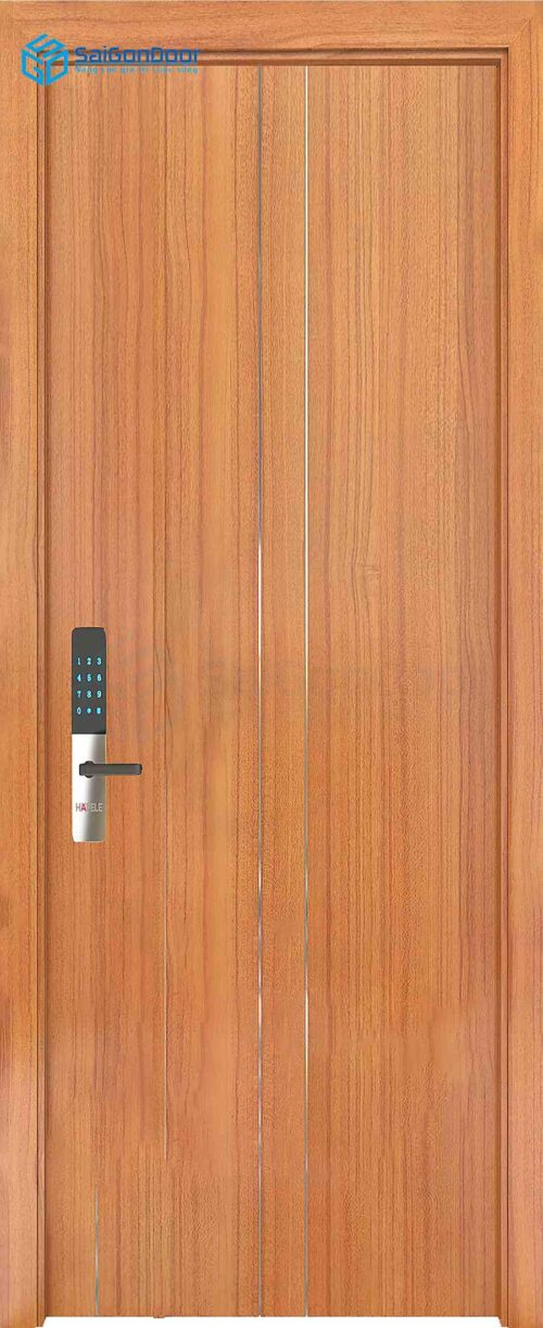 Cửa gỗ công nghiệp MDF Melamine P1R2a